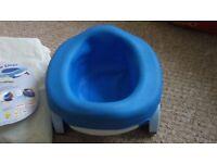 Travel Potty & Basic Potty bundle £6