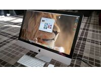 "Apple Imac 27"" I5 3.4GHz QUAD CORE + 1TB, 8GB ram, Logic Pro, Final Cut, Microsoft. Computer"