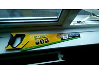 Stanley sharpcut 500 handsaw- good quality saw