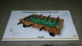 BNIB tabletop football