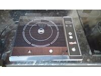 Single stand alone induction hob £20
