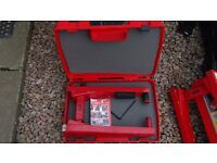 SAS Wheel clamp (2 available )+ caravan wieght gauge for extra