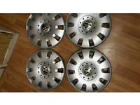 """16""""T5 wheel covers"""