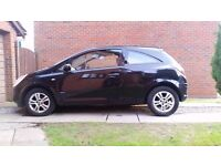 Perfect First Car Low Insurance Group 2008 Vauxhall Corsa 1.0 Breeze