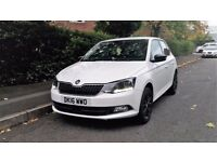 2016 (16) Skoda Fabia 1.4 TDI SE-L DSG-Automatic 5dr (start/stop) - 1st MOT Due March 2019.