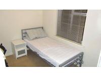 Single Room for rent overlooking rear garden in 4 Bed in Uxbridge near Brunel & Stockley Park