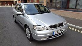 2000 Vauxhall Astra 1.6 Petrol 5 Door Hatchback