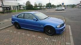 BMW 330ci clubsport REDUCED!