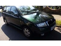 SKODA FABIA 1.9 TDI ESTATE CAR ,WITH VERY STRONG ENGINE AND GEARBOX