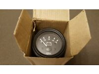 "ALPHA ANALOGUE 52MM 2"" INCH VOLTMETER 8 - 16V DC GAUGE (BRAND NEW)"