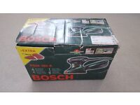 Bosch psm 160a multi sander used
