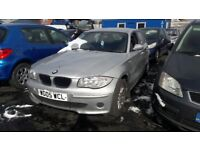 BMW 120D For Breaking/Spares
