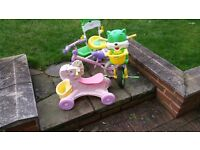 bay outdoor toys