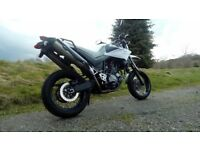 Yamaha XT660X Supermoto