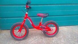 Skedaddle Balance bike