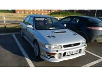 1998 Subaru impreza turbo full MOT swap px