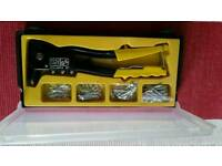 Pop Rivet Tool Set - New