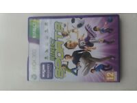 Xbox 360 Kinect Sports Game
