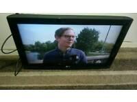 LG 32 inch screen hd lcd free view TV £ 65