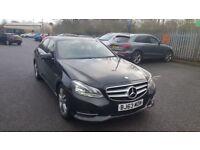 Mercedes-Benz E Class 2.1 E220 CDI SE 7G-Tronic Plus 4dr - LOW MILEAGE,1 OWNER, NEW LUX PRO READY