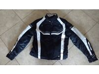 Richa Airstream vented all season motorbike jacket - large size, unmarked condition
