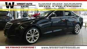 2013 Cadillac ATS PERFORMANCE | AWD| LEATHER| SUNROOF| BLUETOOTH