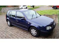 VW GOLF Quick Sale