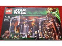 Lego retired star wars 75005 set rancor pit brand new in box