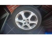 For sale 4 Honda CIVIC EP2 ALLOY wheels