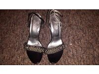 designer heels for sale 4 X size 7
