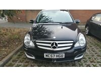 2008 Mercedes R Class 320 CDI Sport Diesel Auto 4x4 126000 miles 7g tronic 6 seater NOT 7 seater mpv