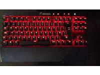 Corsair K65 RGB Mechanical Gaming Keyboard