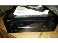 Denon 7.1 3d amp for sale