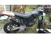 125cc sfm zx. Sold as described