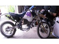 Suzuki dr 350 dirt bike parts