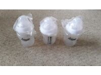 New 3xTommee Tippee Bottles