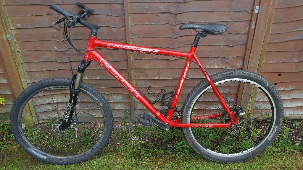 CARRERA VULCAN WITH CONTINENTAL TYRESin Southampton, HampshireGumtree - CARRERA VULCAN WITH CONTINENTAL TYRES 22 iNCH FRAME 26 INCH CONTINENTAL TYRES 24 GEARS REAR GEARS NEED SORTING OUT , CABLE LOOSE HENCE CHEAPER PRICE!