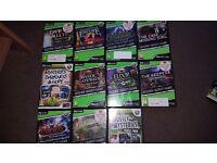 Large Bundle of 48 PC Games