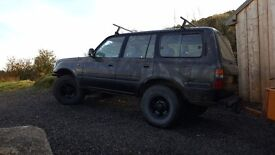4.2 litre 4x4 1993