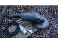 Bosch giant angle grinder