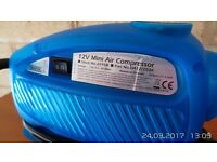 Draper 12V Air Compressor.Collection only