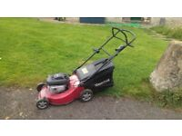 46cm Briggs and Stratton LC 45 lawn mower mountfield self propelled