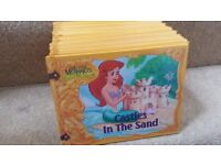 Books -Little Mermaid book set
