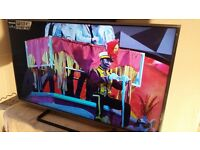 "Panasonic Viera 47"" Full 1080P Smart 3D LED With Freeview Full HD(Model TX-L47ET60B)!!!"