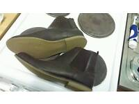 Men's Ankle Boots,size 8