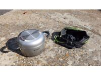 Outwell Feast set medium camping cooking set and stove