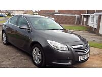 2009 VAUXHALL INSIGNIA EXCLUCIVE 1.8CC PETROL/LPG,6 SPEED MANUAL
