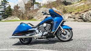 2016 Victory Motorcycles Vision Touring -