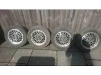 Vw polo 6N2 alloy wheels