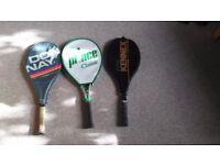 vinatge tennis racquets